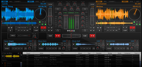 mixxx-ticware