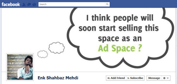 enk shahbaz mehdi Facebook Timeline Cover: 40 (Really) Creative Examples