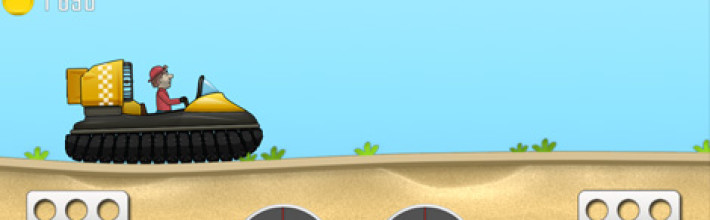 Descarga Hill Climb Racing un juego adictivo de coches